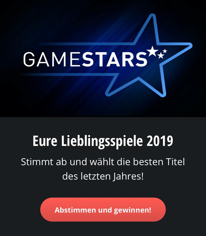 GameStars 2019